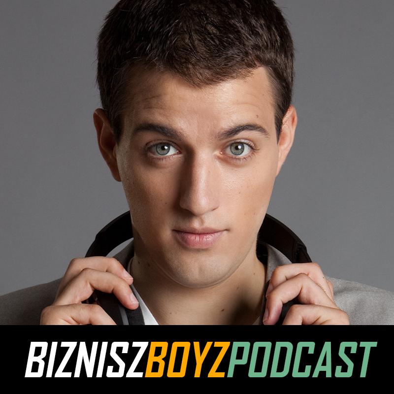 Papp Gábor Biznisz Boyz Podcast interjú